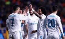 Ronaldo thăng hoa cúp C1, thê thảm ở Liga:
