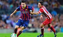 Messi: Cơn ác mộng thực sự đối với Atletico