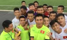 U16 Việt Nam mổ băng, quyết hạ U16 Australia
