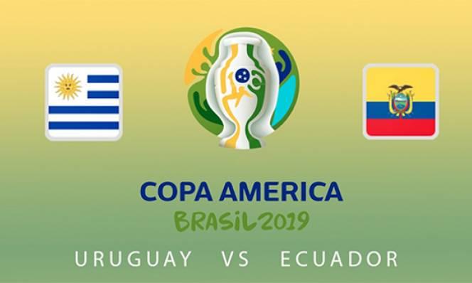Nhận định bóng đá Uruguay vs Ecuador, 05h00 ngày 17/06: Mở màn ấn tượng