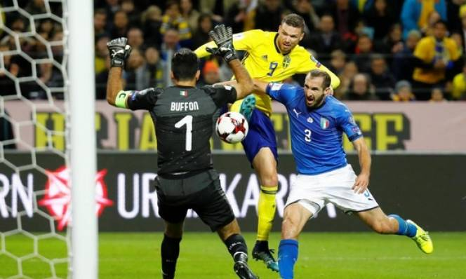 Italia - Thụy Điển: Ám ảnh