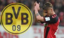 Dortmund chính thức đón tân binh thứ 4