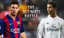 Jamie Carragher: 'Ronaldo và Messi lấy cảm hứng từ nhau'