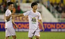 Văn Toàn lập công giúp U21 HAGL đánh bại U21 Việt Nam