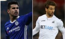 Diego Costa vs Llorente: 'Quái thú' đấu 'vua sư tử'