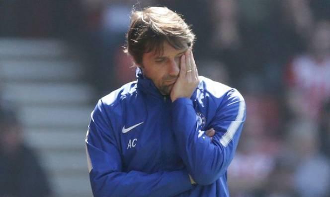 Conte cay đắng yêu cầu sao Chelsea tôn trọng CLB