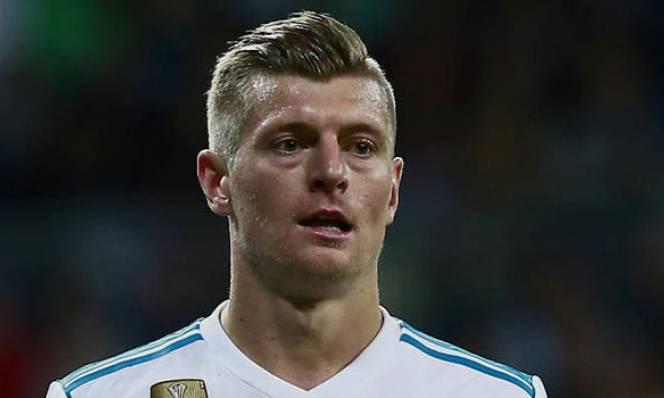 TTCN Anh sớm mở cửa, cơ hội để Kroos cập bến MU trước thềm WC?