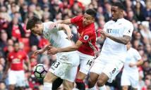 5 điểm nhấn sau trận hòa bạc nhược của MU trước Swansea