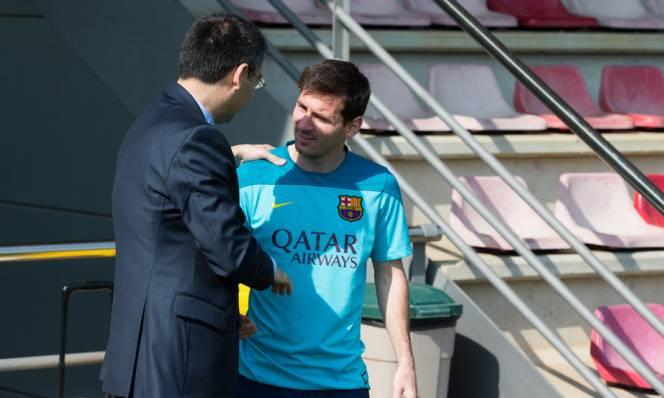 Cực sốc với điều kiện đòi gia hạn hợp đồng của Messi