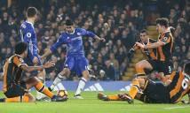 Những điểm nhấn sau chiến thắng của Chelsea trước Hull