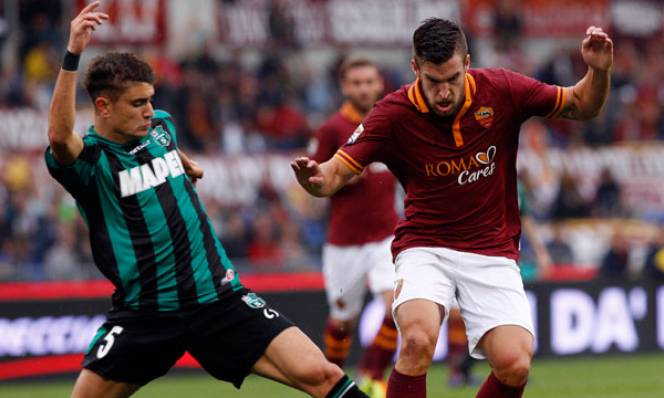 Roma vs Sassuolo, 2h45 ngày 20/3: Thành Roma tỉnh giấc