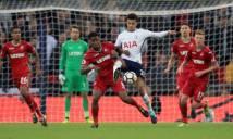 Tottenham 0-0 Swansea: Gặp họa từ xà ngang và trọng tài