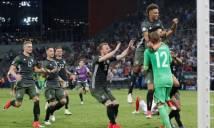 Thắng nghẹt thở Anh sau loạt sút luân lưu, U21 Đức tiến vào chung kết U21 châu Âu