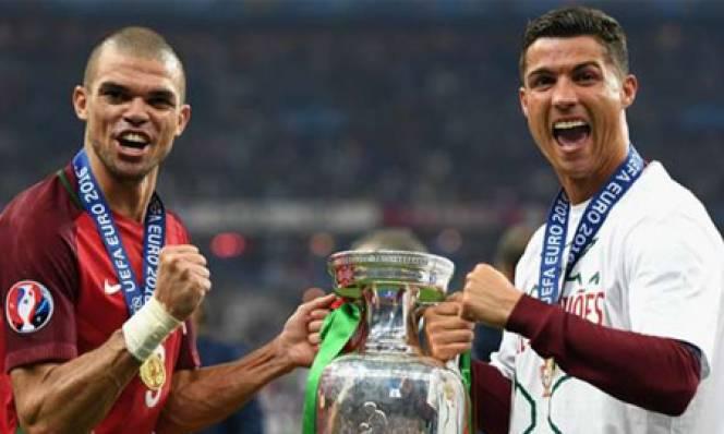 'Pepe mới là cầu thủ xuất sắc nhất EURO 2016'