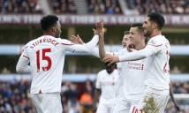 Sturridge trở lại, Liverpool thắng kiểu tennis