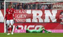 Bayern đang lâm vào khủng hoảng?