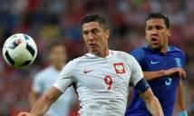 Nhận định Ba Lan vs Kazakhstan 01h45, 05/09 (Vòng loại World Cup 2018 khu vực Châu Âu)