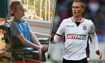 XÚC ĐỘNG: Phát biểu đầy cảm xúc của cựu cầu thủ Liverpool và Bradford