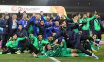 U23 Iraq giành vé cuối cùng dự Olympic 2016