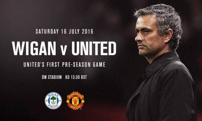 Wigan vs MU, 19h30 ngày 16/07: Màn dạo đầu nhẹ nhàng