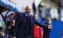HLV Zidane tiết lộ gây sốc