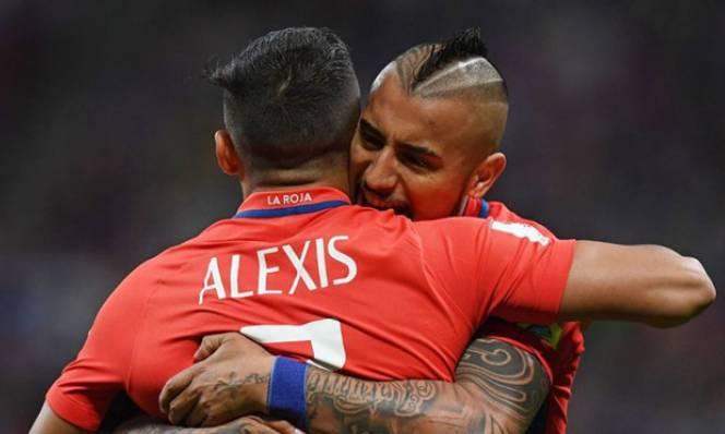 Vidal chia tay sự nghiệp quốc tế vì không được dự World Cup