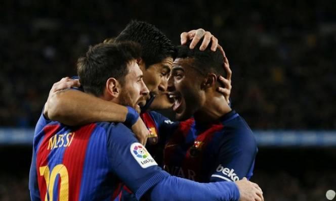 Luis Suarez tán dương đồng đội sau chiến thắng trước Bilbao