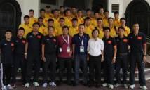 VFF thưởng nóng ĐT U16 Việt Nam 400 triệu