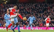 Dư âm Arsenal 3-1 Stoke: Bóng dáng nhà vô địch