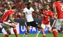 Besiktas vs Benfica, 00h45 ngày 24/11: Cuộc chiến sinh tử