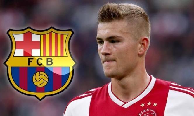 Trung vệ đội trưởng của Ajax chính thức lên tiếng về tin đồn chuyển tới Barca cùng đồng đội De Jong