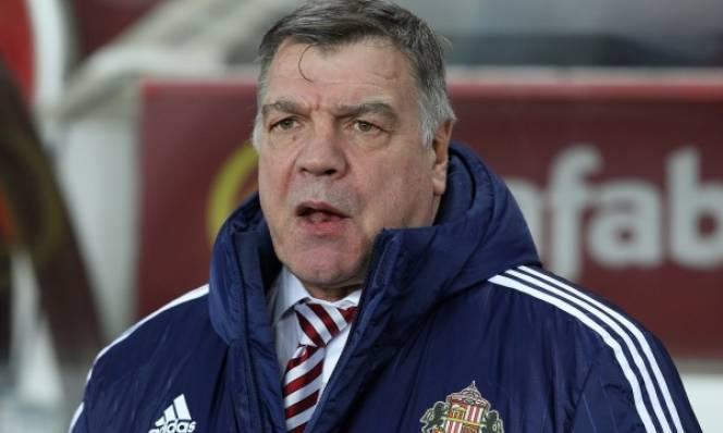 Sunderland bất lực nhìn FA tiếp cận Sam Allardyce