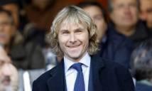 Nedved trở lại thi đấu ở tuổi 45
