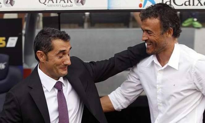 Luis Enrique và Ernesto Valverde khác nhau như thế nào?