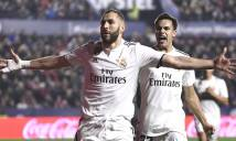 Không vô địch Champions League nhưng Real vẫn chễm trệ vị trí số 1 trên BXH UEFA 2019