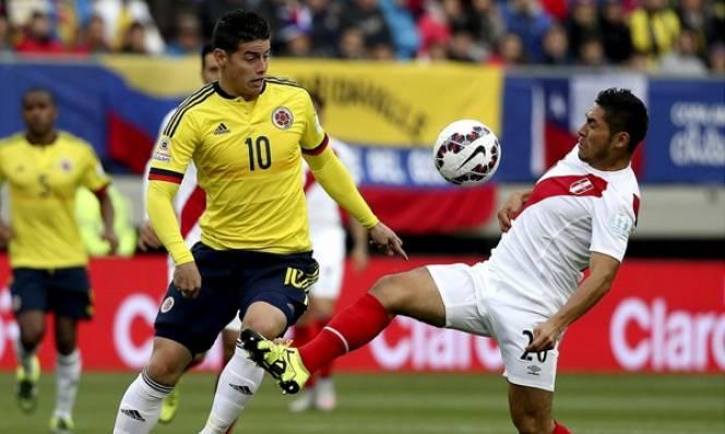 Peru vs Colombia, 07h00 ngày 18/06: Không còn may mắn