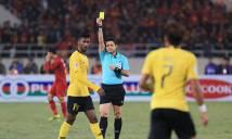 Trọng tài bắt chung kết AFF Cup cầm còi trận Việt Nam vs Jordan
