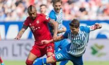 Bayern Munich vs Hoffenheim, 23h30 ngày 31/01: Một trời một vực