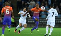 Swansea City vs Man City, 21h00 ngày 24/09: Phong cách kiểu Pep
