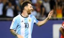 Messi được cả trọng tài khen ngợi