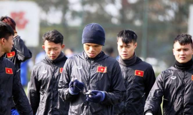 CHÍNH THỨC: Thầy Park loại 2 cầu thủ U23 Việt Nam trước giải châu Á