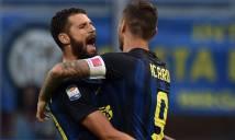 Candreva tỏa sáng, Inter nhọc nhằn vượt ải Southamton