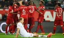 Vòng 2 cúp QG Đức: Bayern dễ dàng, Dortmund chật vật