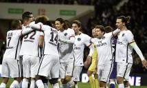 Ibrahimovic nối dài kỷ lục bất bại của PSG