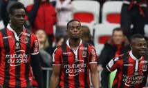 'Bad boy' tỏa sáng, Nice san bằng cách biệt với Monaco