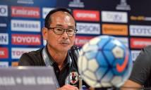HLV U19 Nhật giải thích việc sử dụng đội hình dự bị đấu U19 Việt Nam