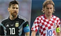 Argentina - Croatia: Chứng tỏ đi Messi!