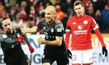 Mainz 05 1 - 3 Bayern Munich: Sức ép từ nhà ĐKVĐ