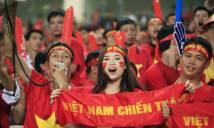 Hình ảnh đẹp của các CĐV Việt Nam trong trận đấu tối qua