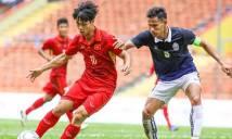 Việt Nam 5-0 Campuchia: Cơn mưa bàn thắng chia tay HLV Mai Đức Chung